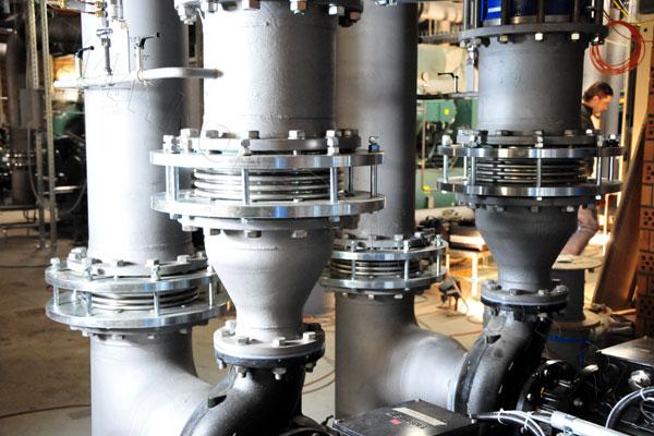 Сильфонные компенсаторы – важные детали трубопроводов