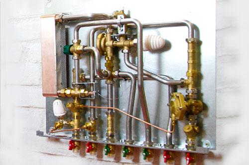 Квартирный тепловой пункт: схемы и методика расчета | AW-Therm.com.ua