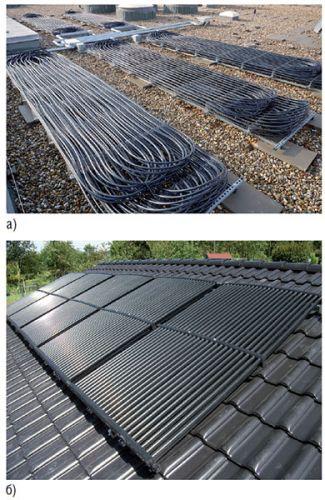 Зображення абсорбери для теплового насоса опалення будинку