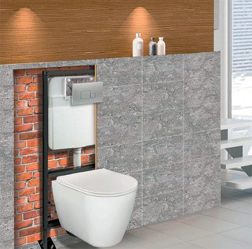 Зображення сучасні ремонти в ванній кімнаті і туалеті